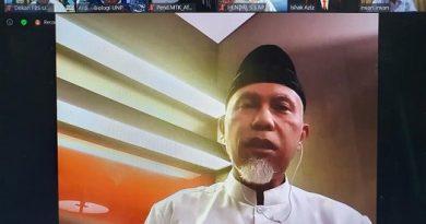Ustaz H. Mahyeldi Ansyarullah pada Subuh Mubaraqah UNP Pagi Ini: Kepemimpinan dalam Islam