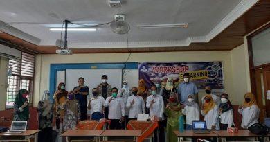 Workshop E-Learning 2 di Jurusan Kimia FMIPA UNP